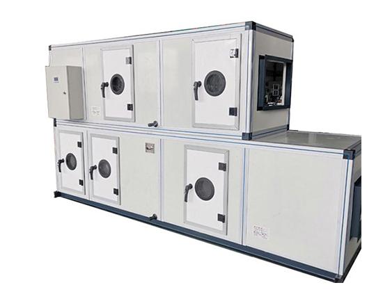 西宁分体热回收新风空调机组