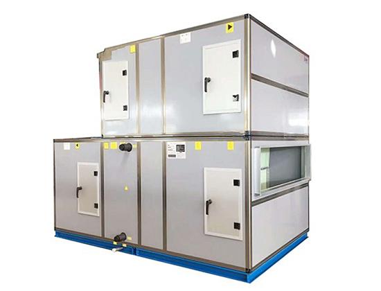 青岛转轮式热回收空调机组