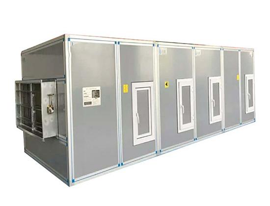 呼和浩特组合式净化空调设备